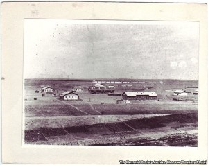 Karlag, the corrective labor camp in Karaganda, 1955.
